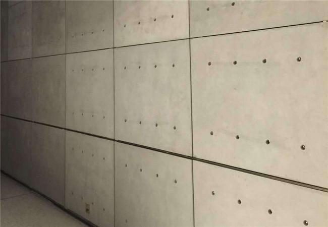 西安清水混凝土挂板
