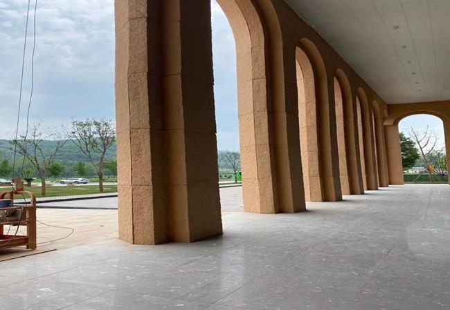 西安夯土墙挂板