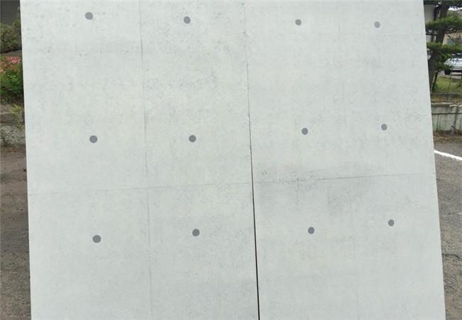 清水混凝土挂板价格